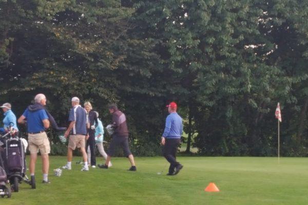 albertslund golfklub træning