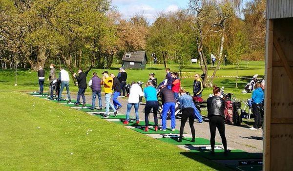 Albertslundgolfklub golfens dag range