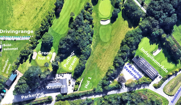 Albertslund_golfklub_traeningsomraade