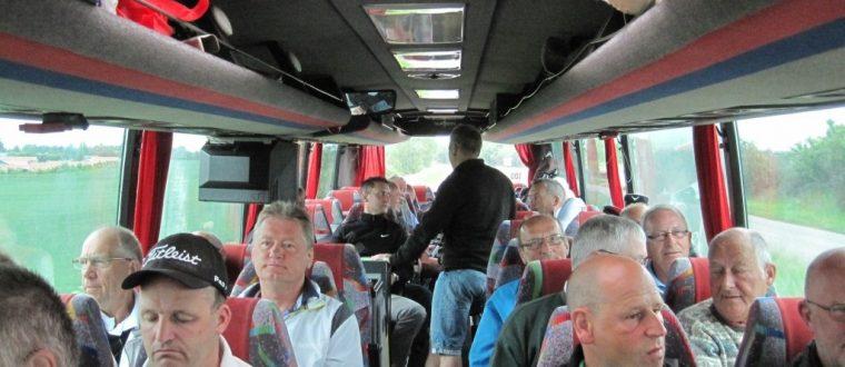 26.6 køre bussen til Maribo sø!